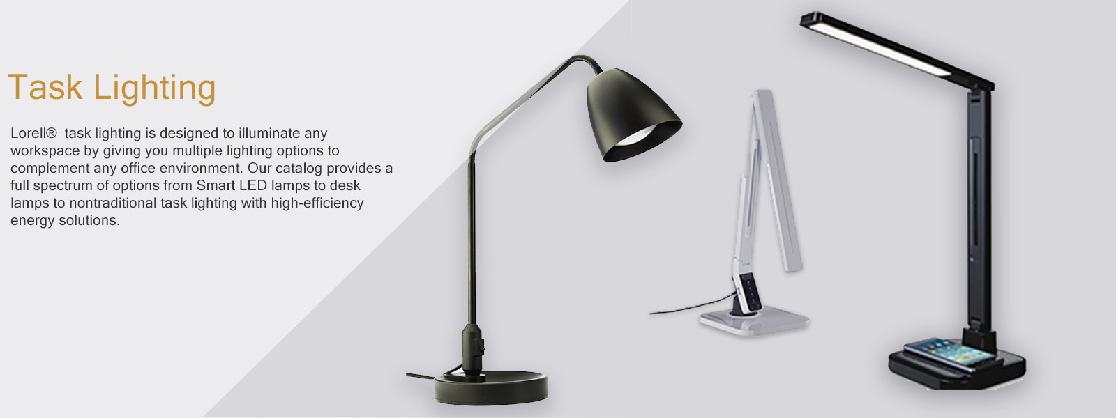 Task Lighting Lorell Furniture