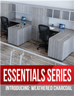 Essential Series Weathered Charcoal